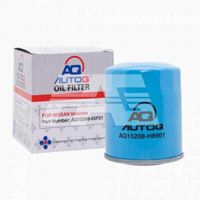 Auto Q Oil Filter for Nissan Vanette C22 Sunny B11 Sentra B14 (Big)