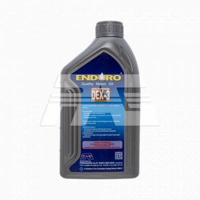 Enduro Auto Transmission Fluid DEX 3, 1 Liter – Multi purpose