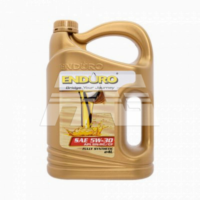 Enduro Lubricant Engine Oil Fully Synthetic SAE5W30SNRC 4Liters