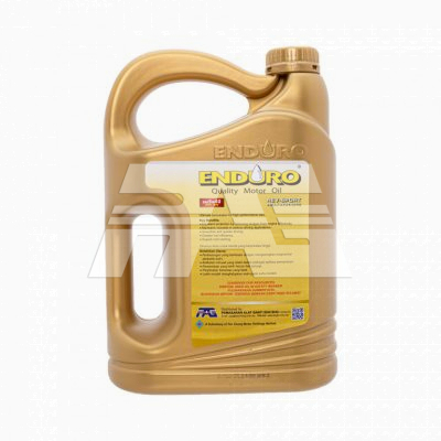 Enduro Lubricant Engine Oil Fully Synthetic SAE5W40 SN 4Liters