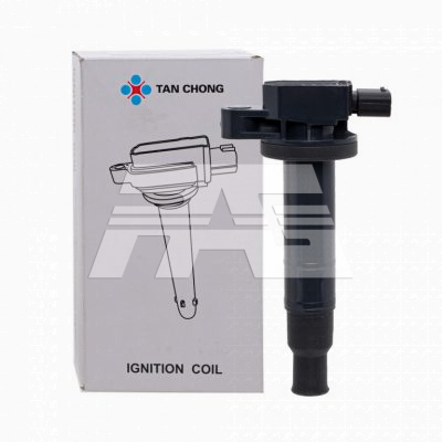 Tan Chong Ignition Coil for Toyota Vios 1.5 (NCP42)/ Toyota Vios 1.5 (NCP93)/ Toyota Vios 1.5 (NCP150) / PRIUS C (NHP10) 12 –